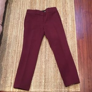 Ann Taylor Devon Ankle Pants